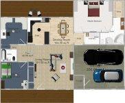 House Floorplan 1